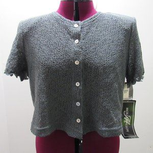 Vintage Molly Malloy Sweater Shrug with Tags